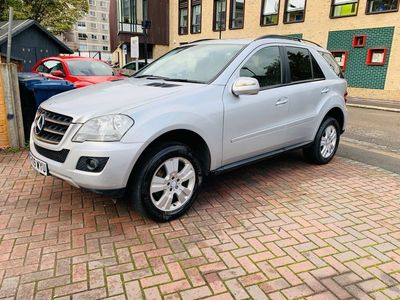 used Mercedes ML280 M Class 3.0CDI SE 7G-Tronic 5dr Auto