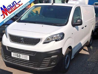 used Peugeot Expert 1400 Professional Long 2.0 BlueHDi, 120PS S&S, Euro 6 L3H1 Panel Van, A/C, 2018, Van, 26165 miles.