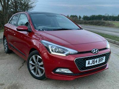 used Hyundai i20 1.4 CRDi Premium SE 5dr