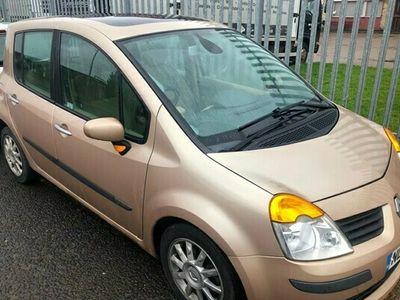 used Renault Modus 1.6 Privilege 5dr