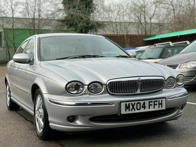 used Jaguar X-type 2.1 V6 SE Plus 4dr