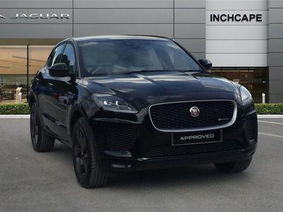 used Jaguar E-Pace E-PACE 20192.0 [200] R-Dynamic SE 5dr Auto Estate Estate 2019