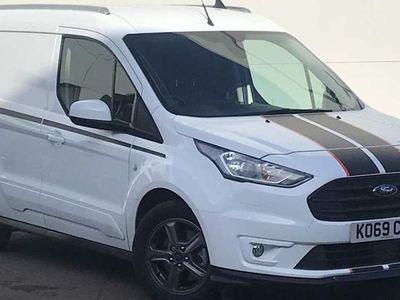 used Ford Transit Connect 1.5 EcoBlue 120ps Sport Van, 2020 (69)