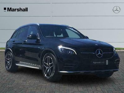 used Mercedes GLC43 AMG 4Matic Premium Plus 5dr 9G-Tronic 3.0