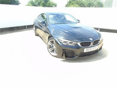 used BMW M4 Coupe