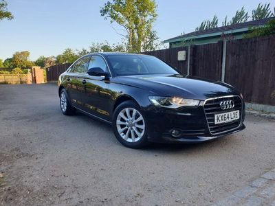 used Audi A6 Saloon 2.0 TDI ultra SE S Tronic 4dr