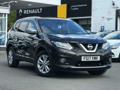 used Nissan X-Trail 2.0 dCi Acenta 5dr 4WD [7 Seat] Station Wagon