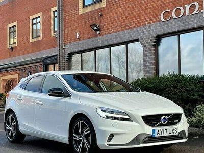 used Volvo V40 2.0 D3 R-Design Pro Auto (s/s) 5dr