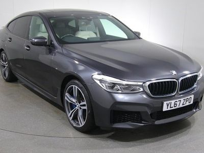 used BMW 630 6 Series i M Sport Gran Turismo 2.0 5dr