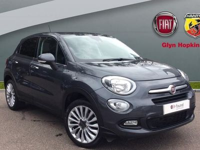 used Fiat 500X 1.4 Multiair Lounge 5dr DCT