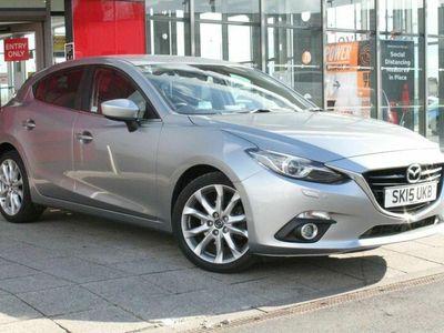 used Mazda 3 2.0 Sport Nav 5dr Auto Hatchback