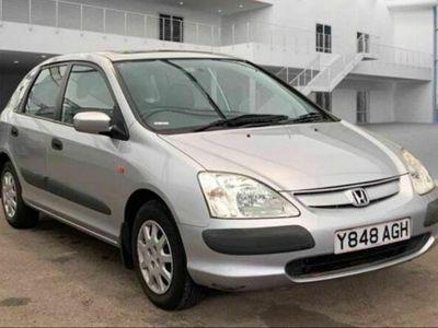 used Honda Civic 1.4 i SE 5dr