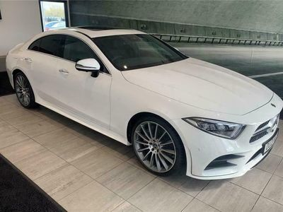 used Mercedes CLS300 CLS DIESEL COUPEAMG Line Premium + 4dr 9G-Tronic