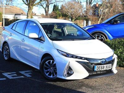 used Toyota Prius PriusHybrid 1.8 Business Edition Plus Hybrid 5dr HB Hatchback 2019