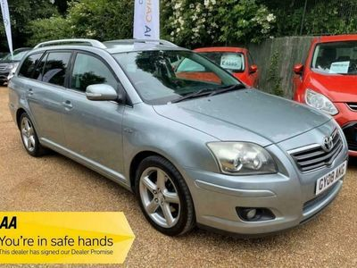 used Toyota Avensis D4D T 2.2 5dr