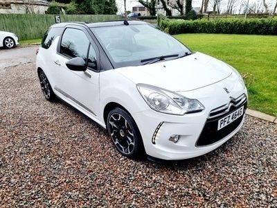 used Citroën DS3 Cabriolet DSTYLE +