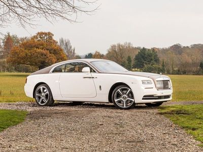 used Rolls Royce Wraith 6.6 2dr