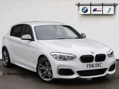 used BMW M135 1 SERIES 2016 Doncaster i 5dr [Nav] Step Auto