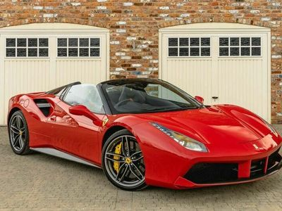 used Ferrari 488 488 3.9Spider