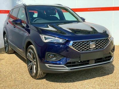 used Seat Tarraco 1.5 TSI EVO Xcellence Lux 5dr