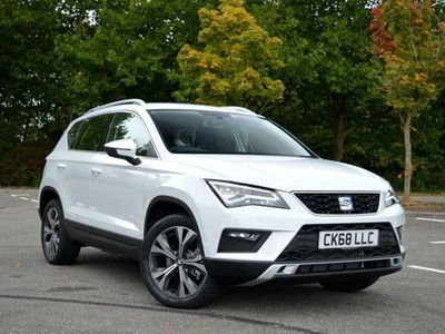 used Seat Ateca 2.0 TDI SE Technology 4Drive (s/s) 5dr