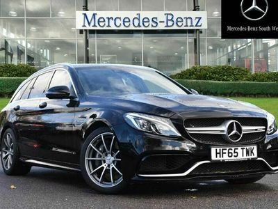 used Mercedes C63 AMG C-Class5dr Auto