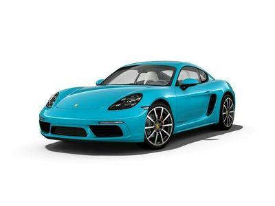 used Porsche Cayman 2.5 S 2dr PDK