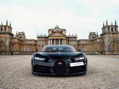 used Bugatti Chiron Automatic 2-Door