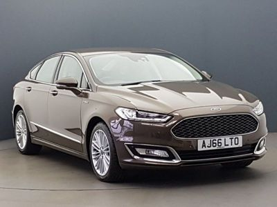used Ford Mondeo Vignale 2.0 Tdci 180 4Dr Powershift
