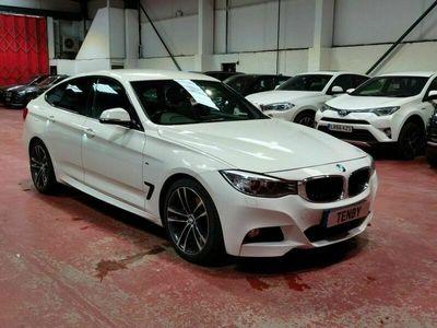 used BMW 320 Gran Turismo 3 SERIES 2.0 D M SPORT 5d AUTO 181 BHP