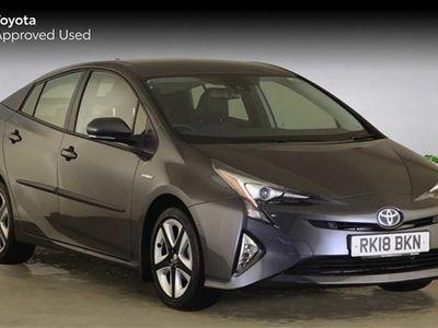 used Toyota Prius Hatchback 1.8 VVTi Excel 5dr CVT