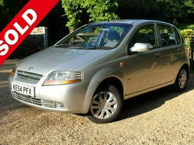 used Chevrolet Kalos 1.2 Xtra Cool 5dr