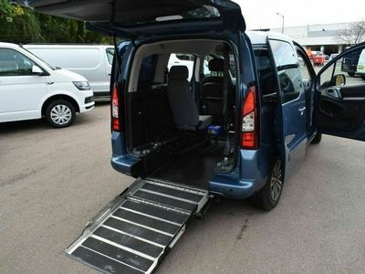 used Peugeot Partner 1.6 E-HDI TEPEE S 5d 92 BHP Diesel Automatic