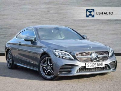 used Mercedes C300 D AMG LINE