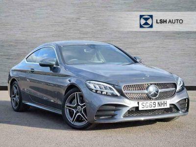used Mercedes C300 D AMG LINE