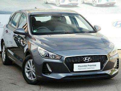 used Hyundai i30 Doors 2018 Manual Transmission Grey