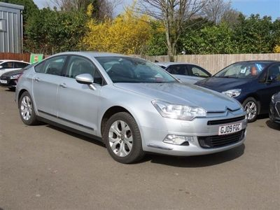 used Citroën C5 2.0 EXCLUSIVE HDI 4d 138 BHP