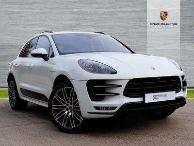 used Porsche Macan Turbo PDK 3.6 4dr