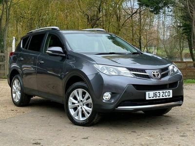 used Toyota RAV4 2.2 D-CAT Invincible 4WD 5dr