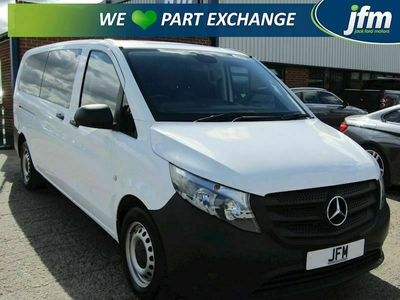 used Mercedes Vito 2.1 116 CDi BlueTEC PRO Tourer G-Tronic+ RWD L3 EU6 (s/s) 5dr