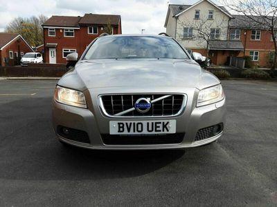 used Volvo V70 2.0 D SE 5dr