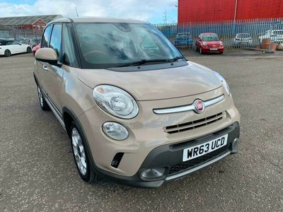 used Fiat 500L 1.3 Multijet 85 Trekking 5dr Dualogic full service history road tax £20 a year