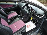 used Peugeot 207 CC 1.6 16v 120 ELLE Coupe Cabriolet 2d 1598
