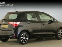 used Toyota Yaris 1.5 VVT-i Icon Tech 5dr