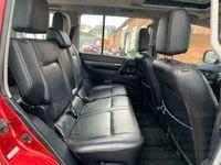 used Mitsubishi Shogun 3.2 DI-DC Elegance LWB SUV 5dr