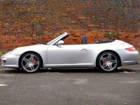 used Porsche 911 Carrera S Cabriolet 911 3.8 997 2dr