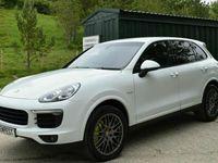 used Porsche Cayenne Plat Ed S E Hyb T Auto 5-Door