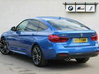 used BMW 320 Gran Turismo 3 Series Gran Turismo d xDrive M Sport 2.0 5dr