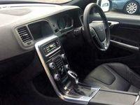 used Volvo V60 D2 (115) R-Design Lux Nav Auto diesel sportswagon