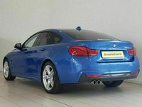used BMW 420 4 SERIES d [190] M Sport 5dr Auto [Professional Media] 2.0